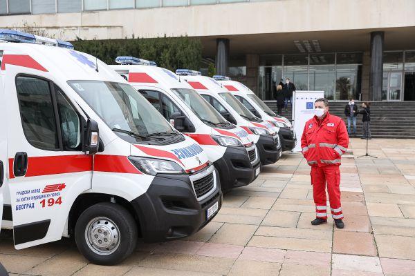 Donacija Ministarstvu zdravlja