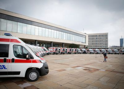 Dvadeset sanitetskih vozila spašavaće živote širom Srbije